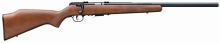 "SAVAGE 93R17GV, .17 HMR., 21"" BBL., BLUED/ WOOD"