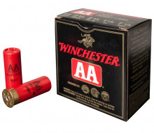 WINCHESTER TARGET LOADS, AA, 410 GA., MAX DR., 1/2 OZ, #9, 1200 FPS