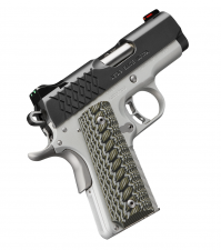 "KIMBER AEGIS ELITE CUSTOM, .45 ACP, 5"" BBL., 8 ROUNDS"
