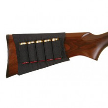 ALLEN BUTTSTOCK SHELL HOLDER SHOTGUN