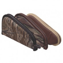 "ALLEN 11"" SOFT ZIPPERED HANDGUN CASE, ASSORTED COLORS"
