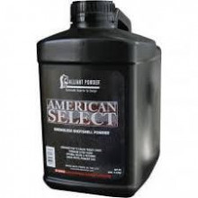 ALLIANT POWDER AMERICAN SELECT 8 LB