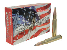 HORNADY AMMUNITION, AMERICAN WHITETAIL, 243 WIN., 100 GR, INTERLOCK, 20ROUNDS