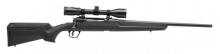"SAVAGE AXIS II XP COMPACT  243 WIN 20"" MATTE/ SYN W/ SCOPE"