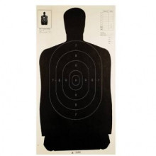 CHAMPION POLICE SILHOUTTE TARGETS, B27