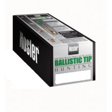 NOSLER BULLETS BALLISTIC TIP, 6MM/.243, 90 GR. SPITZER, 50COUNT BOX