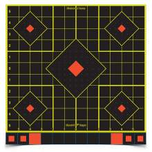 "BIRCHWOOD CASEY SHOOTNC 12"" SIGHTIN TARGETS"