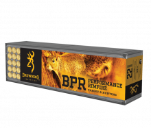 BROWNING AMMUNITION, BPR, .22 LR, 40 GR., 100 ROUNDS