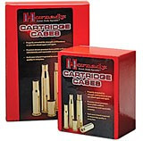 HORNADY UNPRIMED BRASS, 6 MM REM. MAG., 50 COUNT