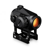 VORTEX CROSSFIRE RED DOT SCOPE, 1X, 2 MOA