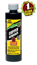 SHOOTER'S CHOICE COPPER REMOVER 8 OZ LIQUID