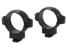 LEUPOLD DUAL DOVETAIL RINGS HIGH, MATTE