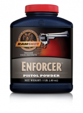 RAMSHOT POWDER, ENFORCER, 1 LB.