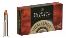 FEDERAL RIFLE AMMO., 3030 WIN., 150 GR., TROPHY COPPER, 20 ROUNDS