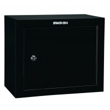 STACK-ON PISTOL/AMMO CABINET SECURITY CABINET BLACK