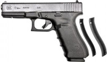 GLOCK MODEL 17  GEN. 4  9 MM