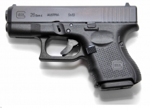 GLOCK MODEL 26  GEN. 4  9 MM