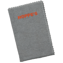 HOPPES CLEANING CLOTH, SILICONE GUN AND REEL