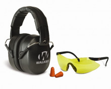 WALKER FOLDING MUFF, GLASSES, PLUGS COMBO KIT