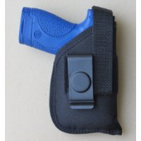 FEDERAL HOLSTERWORKS, NYLON HOLSTER, SPECIAL AGENT SIZE 0 EXTRA SMALL AUTO