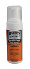 HOPPES ELITE FOAMING GUN CLEANER, 4 OZ.  BOTTLE