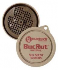"HUNTERS SPECIALTIES SCENT WAFERS ""BUCRUT"" WHITETAIL"