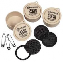 HUNTERS SPECIALTIES SCENTSSCENT WAFERS PRIMETIME EARTH SCENT 9PACK