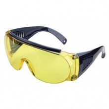 ALLEN BALLISTIC FITOVER SHOOTING GLASSES, YELLOW