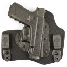 DESANTIS HOLSTER, INVADER (TM), FITS KIMBER ULTRA, SPRINGFIELD EMP, OTHERS