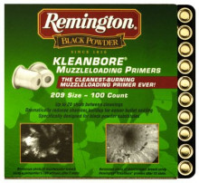 REMINGTON KLEANBORE PRIMER #209 MUZZLELOADER PRIMERS