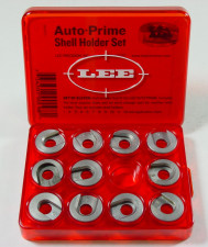 LEE AUTO PRIME SHELL HOLDER SET OF 11
