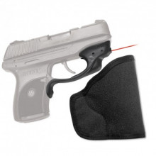 CRIMSON TRACE RED LASERGUARD, RUGER LC9 W/HOLSTER