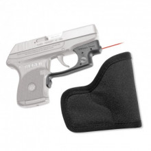 CRIMSON TRACE RED LASERGUARD, RUGER LCP, W/ HOLSTER