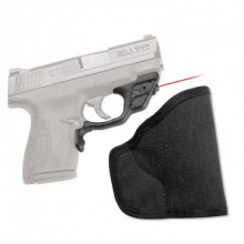 CRIMSON TRACE LASERGUARD S&W M&P SHIELD W/HOLSTER, GREEN LASER