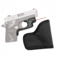 CRIMSON TRACE RED LASERGUARD, SIG SAUER 238 & 938 W/ HOLSTER