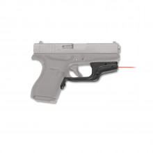 CRIMSON TRACE LASERGUARD FOR GLOCK 42, 43, W/ HOLSTER