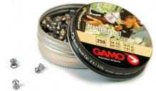 GAMO MASTER POINT  PELLETS (SPIRE POINT) .177 CAL., TINS OF 250