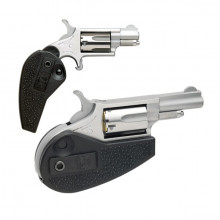 "NORTH AMERICAN ARMS, .22 LR, 15/8"" BBL. W/ HOLSTER GRIP"