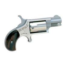 "NORTH AMERICAN ARMS REVOLVER, .22 LR, 11/8"" BBL."