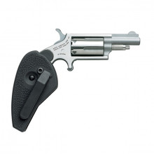"""NORTH AMERICAN ARMS, 22 MAG., 1-5/8"""" BBL. W/ HOLSTER GRIP"""