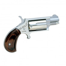 "NORTH AMERICAN ARMS REVOLVER,  22 MAG., 11/8"" BBL."