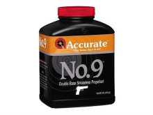 ACCURATE POWDER-NO. 9, 1LB