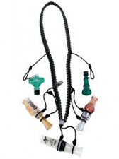 PRIMOS WATERFOWLER'S 3 CALL LANYARD