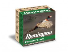 "REMINGTON PHEASANT LOADS 12 GA. 23/4"" 11/4OZ. #7.5"