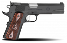 "SPRINGFIELD 1911A1 RANGE OFFICER, .45 ACP, 5"" BBL."