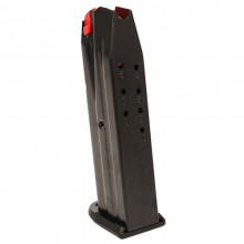 WALTHER MAGAZINE FOR PPQ M2, 9 MM, 15 ROUNDS