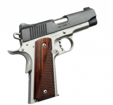 "KIMBER PRO CARRY ll, .45 ACP, 4"" BBL., TWOTONE, 7 ROUNDS"