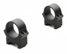 "LEUPOLD RINGS, PRW, 1"" HIGH MATTE"