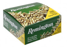 REMINGTON RIMFIRE AMMO, 22 LR., 36 GR. HOLLOW POINT (HP), 525 ROUNDS