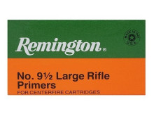 REMINGTON PRIMERS 9 1/2 LARGE RIFLE